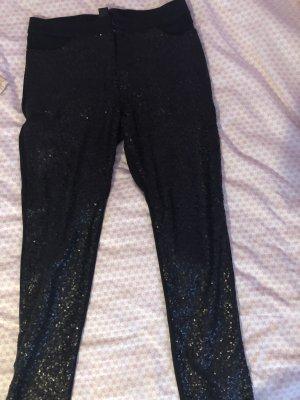 H&M Jegging noir polyester