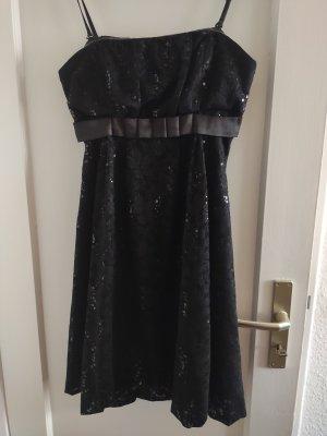 Orsay Sequin Dress black