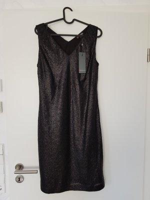 Street One Sequin Dress black