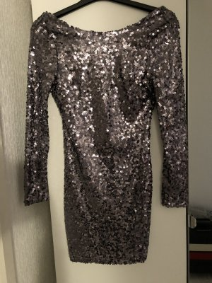 NLY One Sequin Dress multicolored