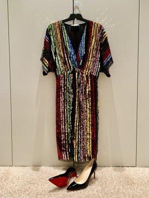 Paillettenkleid von Mango