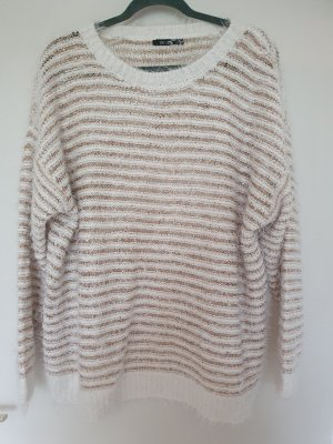 ze-ze Wool Sweater natural white