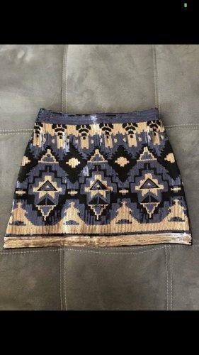 Aniston Spódnica mini Wielokolorowy