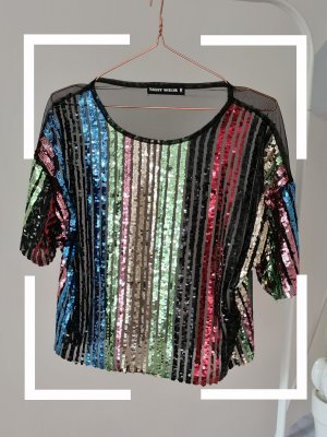 Tally Weijl Backless Top multicolored