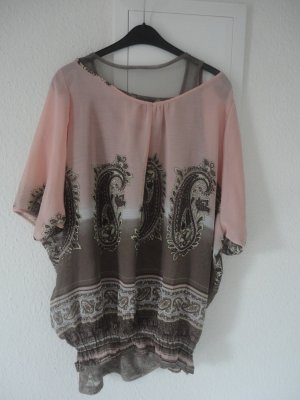 Paisley Bluse in Gr. 46