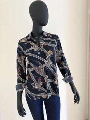 Paisley-Bluse von H&M