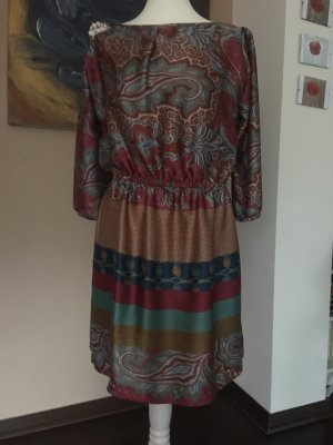Zara Hippie Dress multicolored