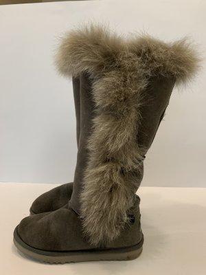 Pajar fur UGG style boots