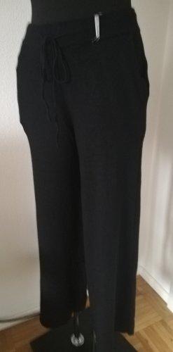 Made in Italy Pantalone palazzo nero