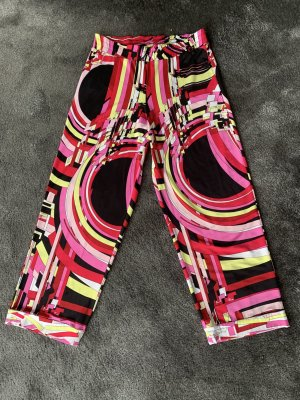 Nice Connection Palazzo Pants multicolored viscose