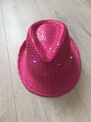 Chapeau melon magenta