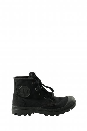 Palladium Absatz Sneaker khaki Casual-Look