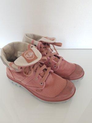 Palladium Desert Boots light grey-pink