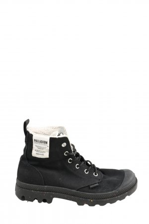 Palladium High Top Sneaker schwarz Casual-Look