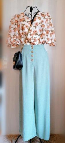 Spodnie palazzo jasnoniebieski
