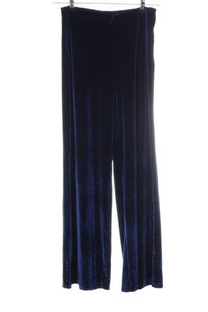Pallazzohose blau Casual-Look