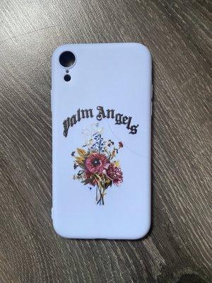 Palm angels iPhone XR Hülle neu blau Babyblau hellblau Silikon
