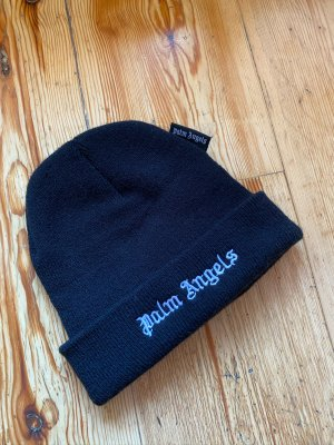 Palm angels Beanie black