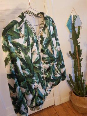palmen bomberjacke mango M