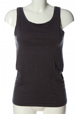 Palmers Basic Top brown casual look