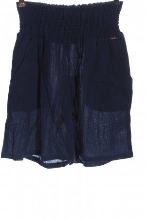 Palmers High-Waist-Shorts blue casual look
