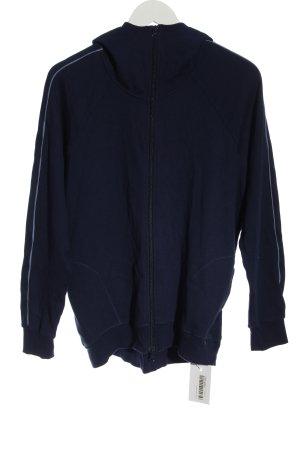 Palmers Hooded Sweatshirt blue casual look