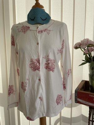 Palmers Piżama biały-różowy neonowy