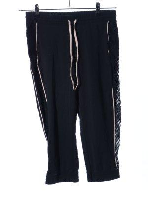 Palmers Sporthose schwarz Casual-Look