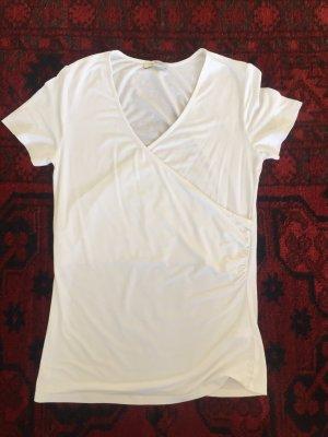 Palmers Wraparound Shirt white