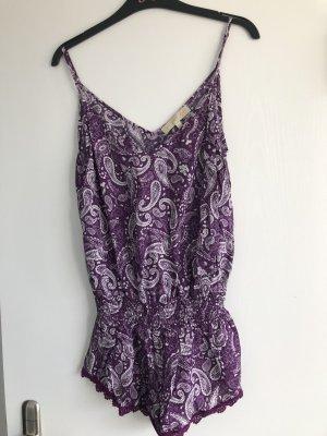 Palomablue Strandkleding wit-lila Zijde