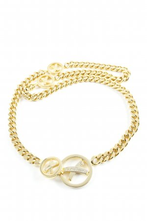 Paloma Picasso Chain Belt gold-colored elegant