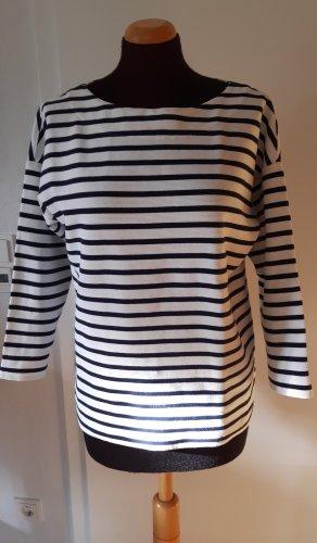 Ralph Lauren Koszulka w paski biały-ciemnoniebieski Bawełna