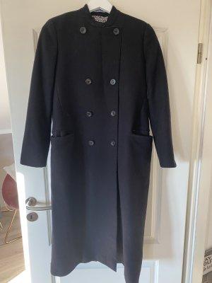 Paltò Mantel schwarz Größe 36