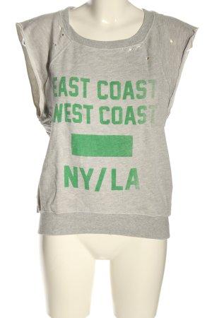Pam & Gela Print-Shirt