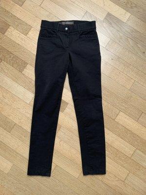 Pamela Henson Slim Jeans black