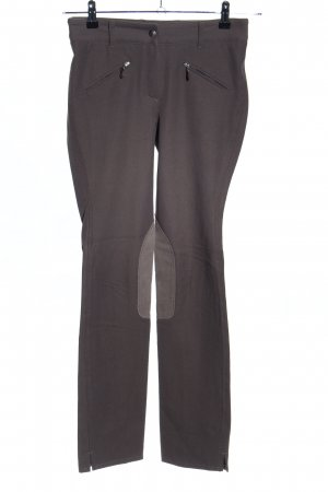 Pamela Henson Riding Trousers brown business style