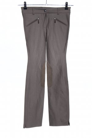 Pamela Henson Riding Trousers brown casual look
