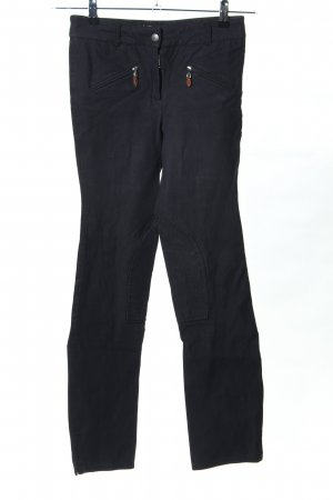 Pamela Henson Riding Trousers black casual look