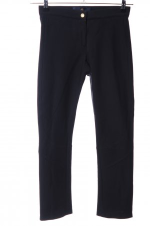 Pamela Henson Riding Trousers black business style