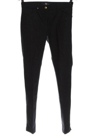 Pamela Henson Jersey Pants black business style