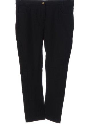 Pamela Henson Jersey Pants black casual look