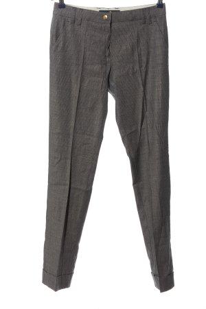 Pamela Henson Jersey Pants light grey business style