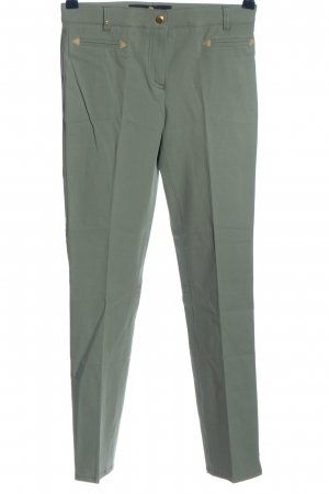 Pamela Henson Jersey Pants khaki business style