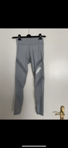Pamela Reif x Puma Collection Mid Waist tights leggings grau