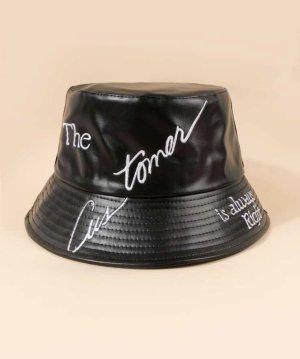 100% Fashion Chapeau panama noir
