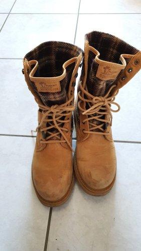 Panama Jack Boots Schnürstiefel