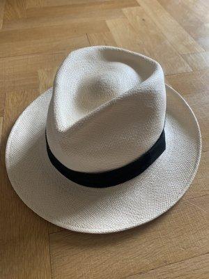 Chapeau panama crème