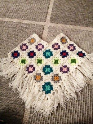 wolle Vestito di lana multicolore