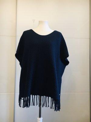 Brax Poncho blu scuro