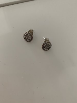 Pandora Ear stud silver-colored